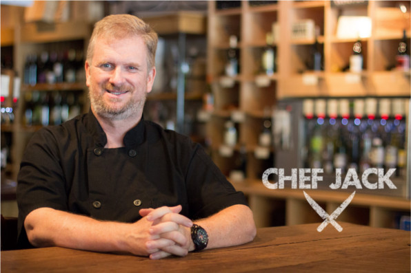 Meet Chef Jack