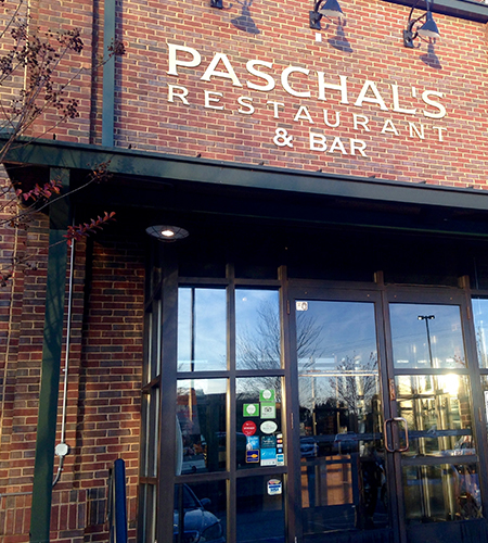 Paschals-Restaurant