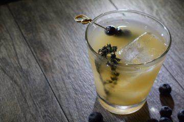 Blueberry Gin Blister