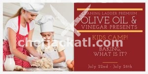 Chef Jack - Kids' Cooking Class 7/24/2019 @ Leaning Ladder Premier Olive Oil and Vinegar